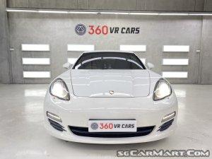 Porsche Panamera 3.6A PDK (COE till 10/2029)