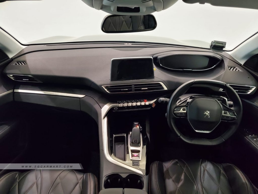 2020 Peugeot 5008 1.6A Puretech EAT8 Active