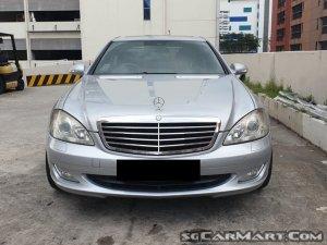 Mercedes-Benz S-Class S300L (COE till 11/2027)