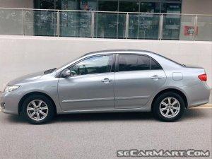 Toyota Corolla Altis 1.6A (COE till 05/2024)