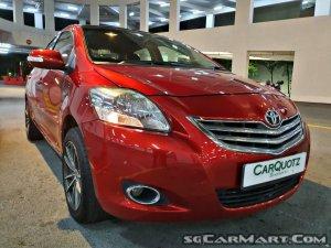 Toyota Vios 1.5A E (COE till 06/2025)