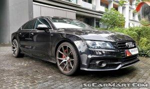 Audi A7 Sportback 3.0A TFSI Quattro (COE till 04/2031)