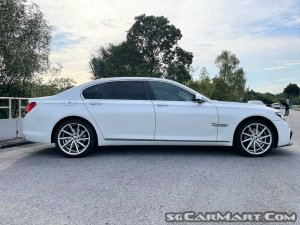 BMW 7 Series 730Li Sunroof (COE till 04/2030)