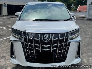 Toyota Alphard 3.5A S C-Package Moonroof