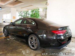 Mercedes-Benz CLS-Class CLS450 Mild Hybrid AMG Line 4MATIC