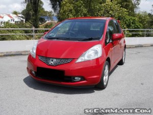 Honda Fit 1.3A G (COE till 07/2023)