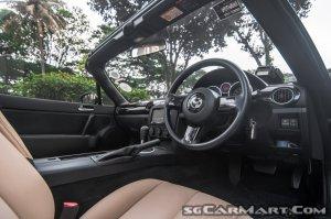 Mazda MX-5 Roadster 2.0A RHT (COE till 06/2028)