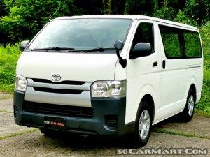 Toyota Regius Ace 3.0M