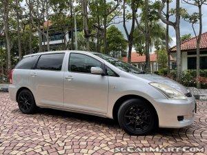 Toyota Wish 1.8A (COE till 10/2022)