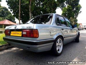 BMW 3 Series 316i (COE till 04/2029)