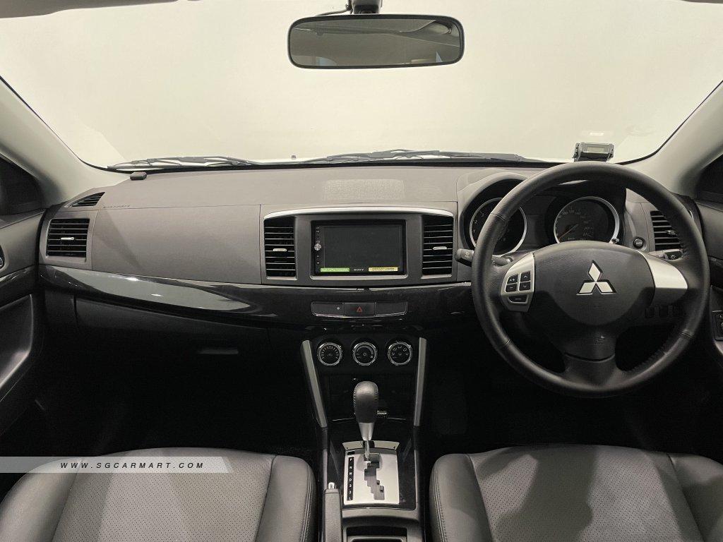 2017 Mitsubishi Lancer EX 1.6A (OPC)