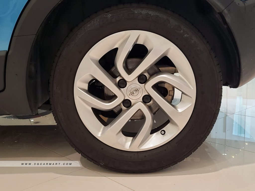 2018 Opel Crossland 1.2A X Turbo Enjoy