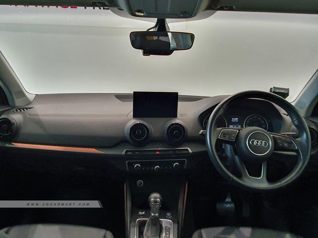 2018 Audi Q2 1.0A TFSI S-tronic