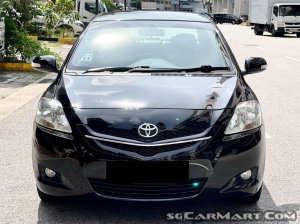 Toyota Vios 1.5A G (COE till 05/2024)