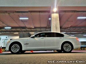 BMW 7 Series 730Li Sunroof (COE till 08/2029)