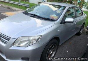 Toyota Corolla Axio 1.5A X (COE till 08/2029)