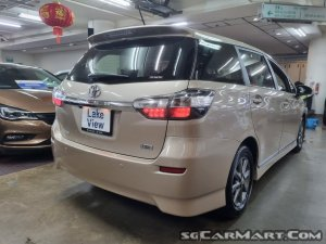 Toyota Wish 1.8A Elegance