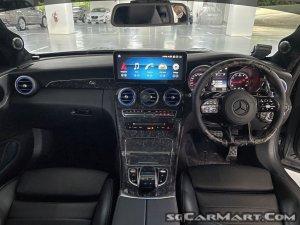 Mercedes-Benz C-Class C180 Coupe AMG Line