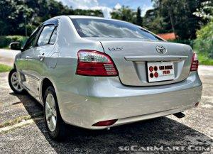 Toyota Vios 1.5M E (COE till 03/2026)