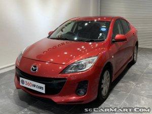 Mazda 3 1.6A Luxury (New 10-yr COE)