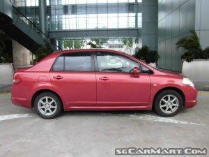 Nissan Latio 1.5A (COE till 10/2022)