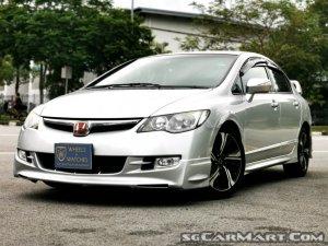 Honda Civic 1.8A VTi-S (COE till 04/2023)