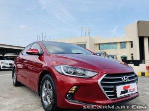 Hyundai Elantra 1.6A GLS S (OPC)