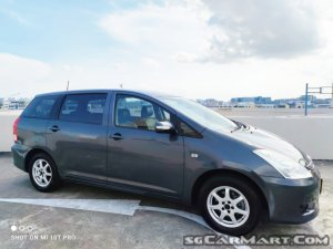 Toyota Wish 1.8A (COE till 02/2029)