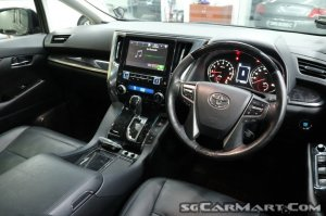 Toyota Alphard 2.5A S C-Package Moonroof