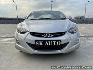 Hyundai Elantra 1.6A Elite (New 5-yr COE)