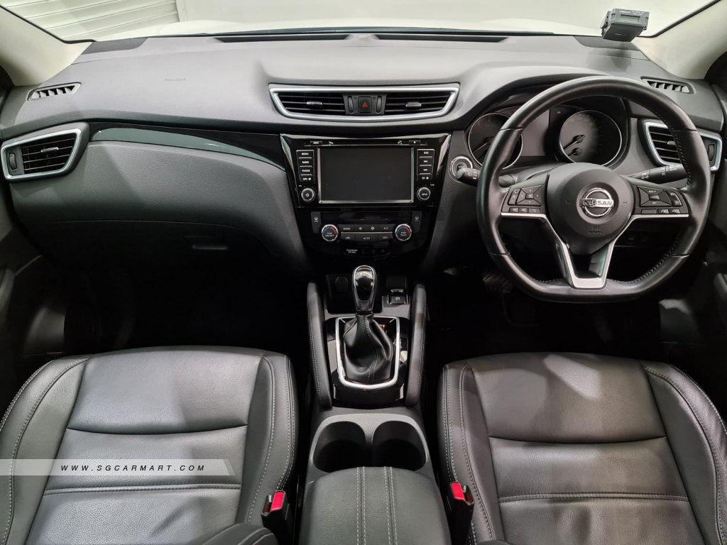 2018 Nissan Qashqai 1.2A DIG-T