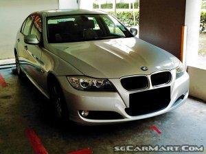 BMW 3 Series 320i (COE till 04/2024)