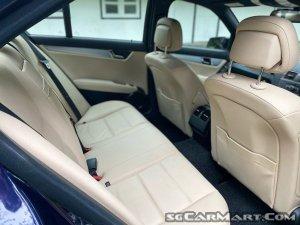 Mercedes-Benz C-Class C180K (COE till 04/2031)