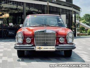 Mercedes-Benz 280S (COE till 03/2026)