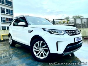 Land Rover Discovery 2.0A Si4 HSE 7-Seater