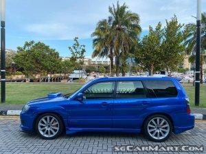 Subaru Forester STI 2.5M (COE till 11/2027)