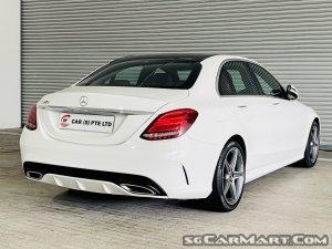 Mercedes-Benz C-Class C200 AMG Line Premium