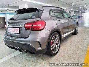 Mercedes-Benz GLA-Class GLA45 AMG 4MATIC