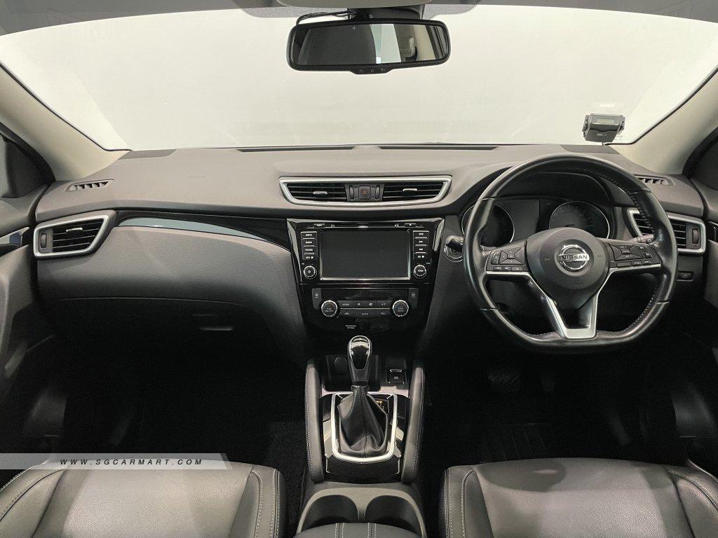 2017 Nissan Qashqai 1.2A DIG-T