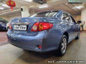 Toyota Corolla Altis 1.6A (COE till 06/2024)