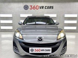 Mazda 3 HB 1.6A Luxury (COE till 06/2024)