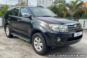 Toyota Fortuner 2.7A (COE till 04/2028)