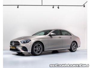 Mercedes-Benz E-Class E200 Mild Hybrid AMG Line