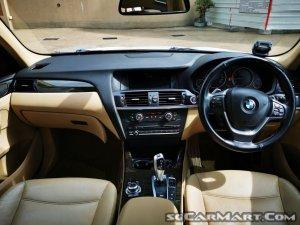 BMW X3 xDrive28i Sunroof