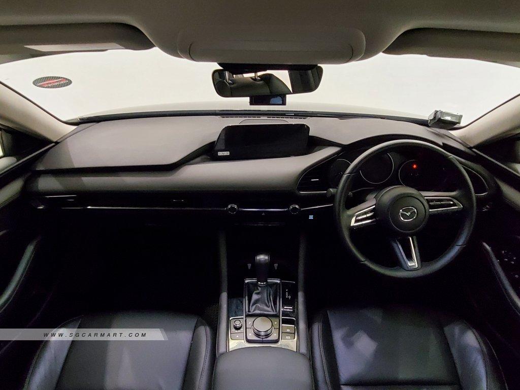 2019 Mazda 3 Mild Hybrid 1.5A Elegance