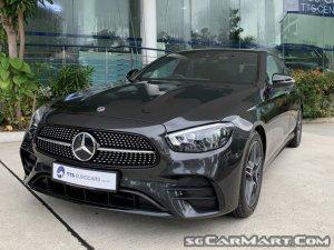Mercedes-Benz E-Class E200 Mild Hybrid AMG Line Premium