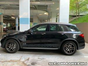Mercedes-Benz GLC-Class GLC43 AMG 4MATIC