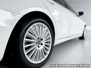 Mercedes-Benz S-Class S450L Sunroof