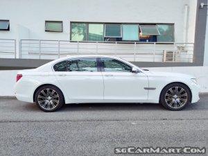 BMW 7 Series 730Li Sunroof (New 10-yr COE)