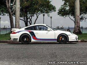 Porsche 911 Turbo S Coupe 3.8A PDK (New 10-yr COE)